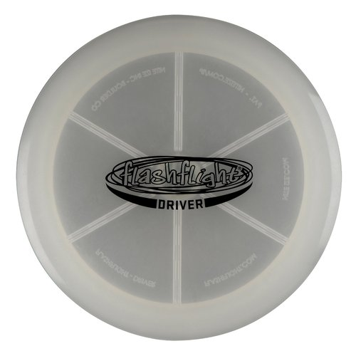 Nite Ize Flashlight LED Disc Golf Driver by Nite Ize