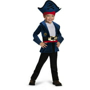 Captain Jake And The Neverland Pirates Classic Toddlers Costume by Disguise