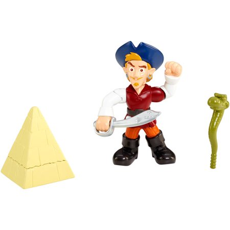 Jake And The Never Land Pirates Battle Pack Figure  Captain Flynn
