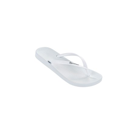 Ipanema Shoes (Ipanema Ana Tan Flip Flop in White 81030-WHT White /)