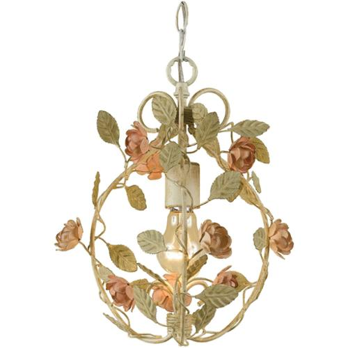 Candice Olson  7051-1H Ramblin' Rose Mini Chandelier
