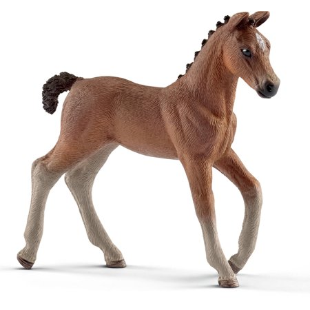 Schleich Hanoverian Foal Figure