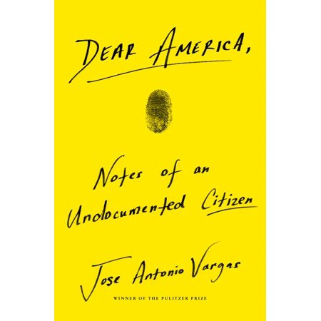 Dear America : Notes of an Undocumented Citizen