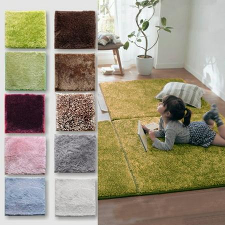 soft plush rugs anti skid area dining room home bedroom carpet floor mat decor - Dining Room Floor Mat
