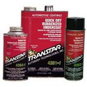 Transtar 4364-F Quick Dry Rubberized Undercoating, Quart