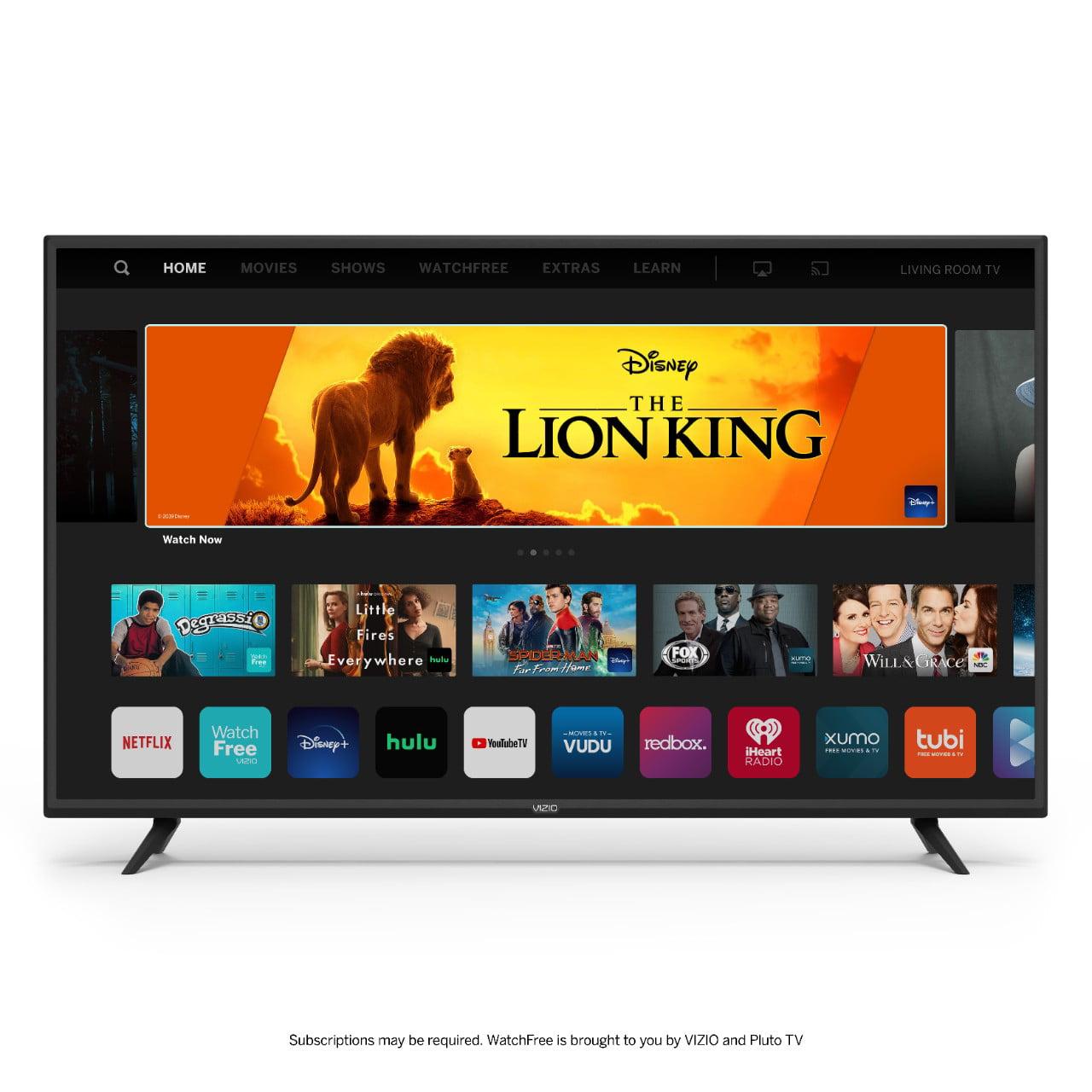 "50/"" Class VIZIO 2160p Smart 4K UHD TV with HDR LED"