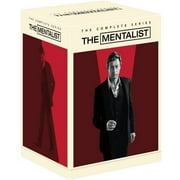 The Mentalist Complete Series Box Set (Season 1-7) (DVD) by WARNER HOME VIDEO