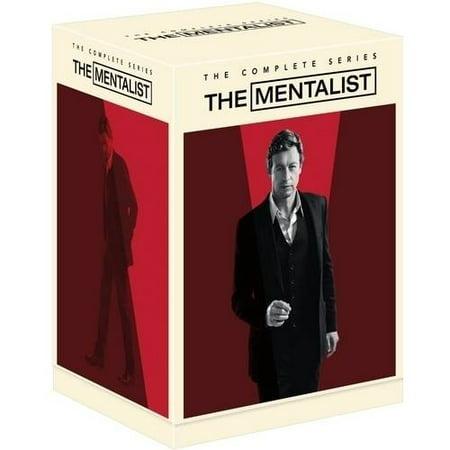 The Mentalist Complete Series Box Set (Season 1-7) (DVD) (Halloween Movie Series Box Set)