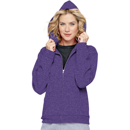 Hanes Women's Fleece Zip Hoodie