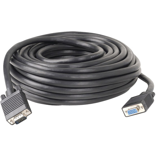 Iogear G2LVGAE050 Ultra-Hi-Grade VGA Extension Cable, 50'