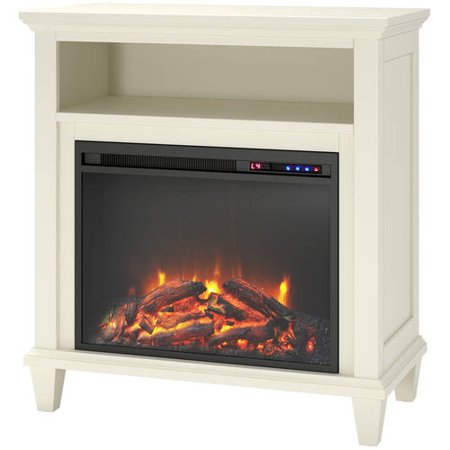 Altra Ellington 32 Tv Stand With Fireplace Multiple Colors