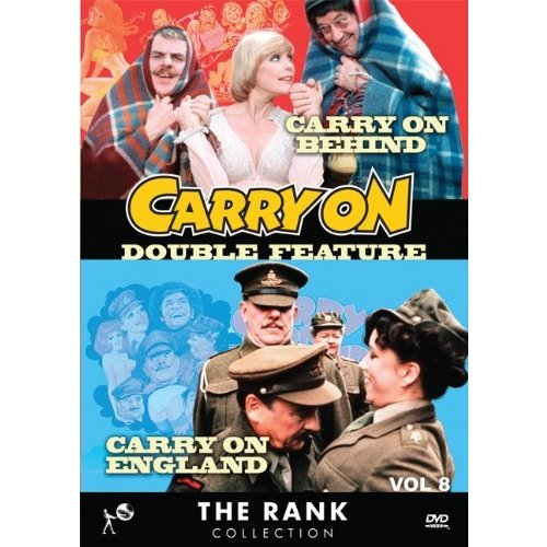 The Carry On Double Feature - Carry On Behind / Carry On England (The Rank Collection) (Anamorphic Widescreen)