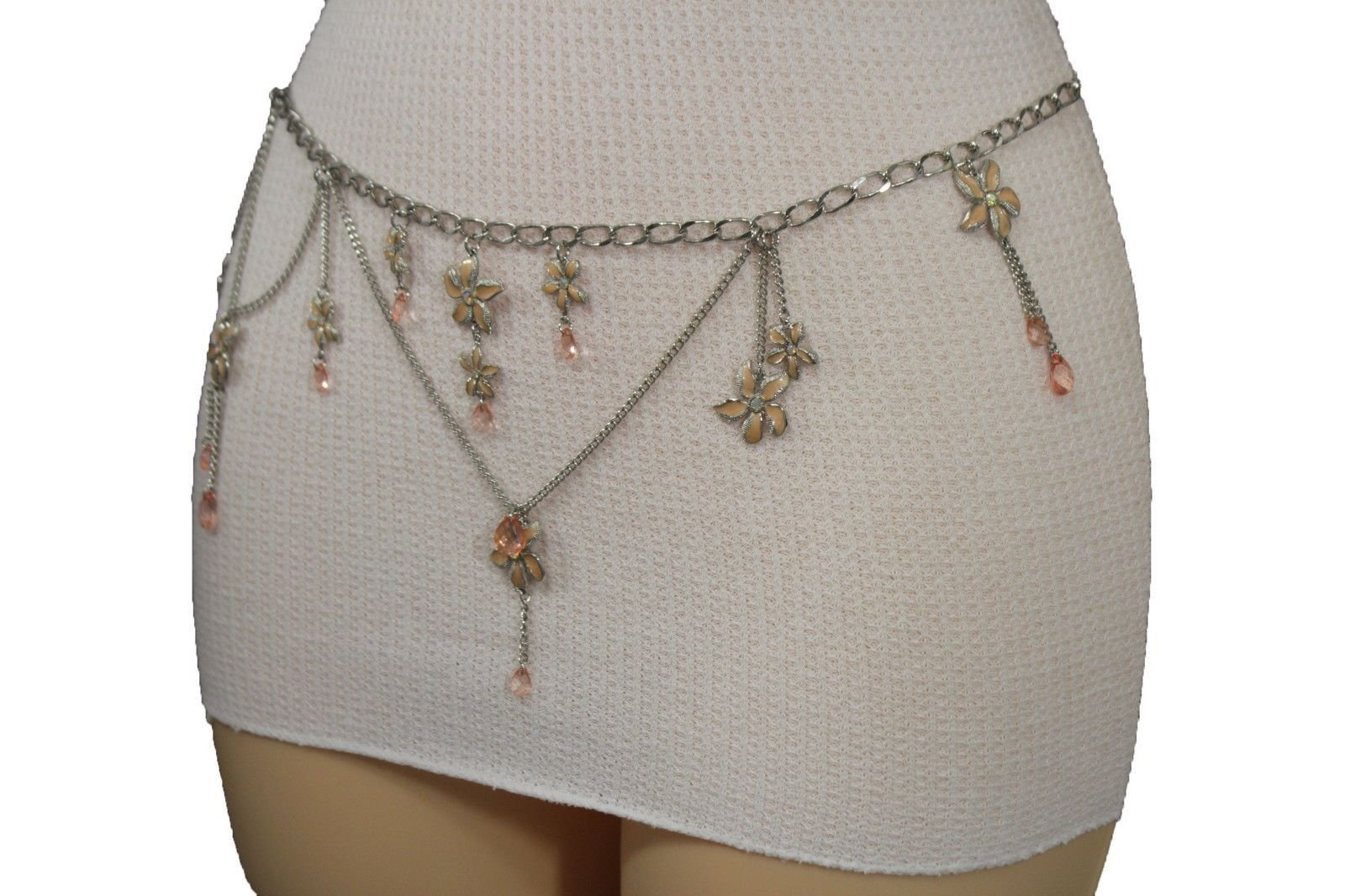 Waist chain women nude