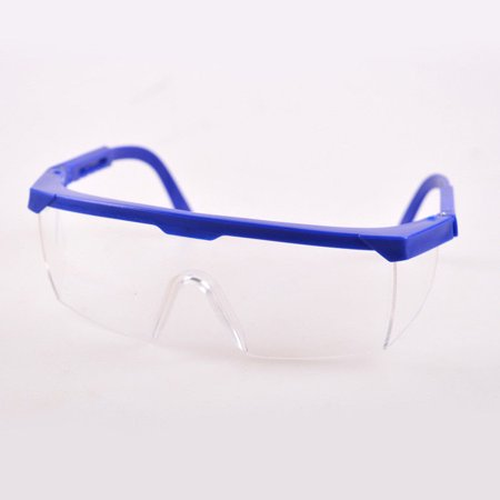 1 Pack Eyewear Protective Safety Glasses, Polycarbonate Impact Resistant (Impact Resistant Polycarbonate)