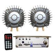 Body Balance System 2-Transducer Harmonic Massage Kit