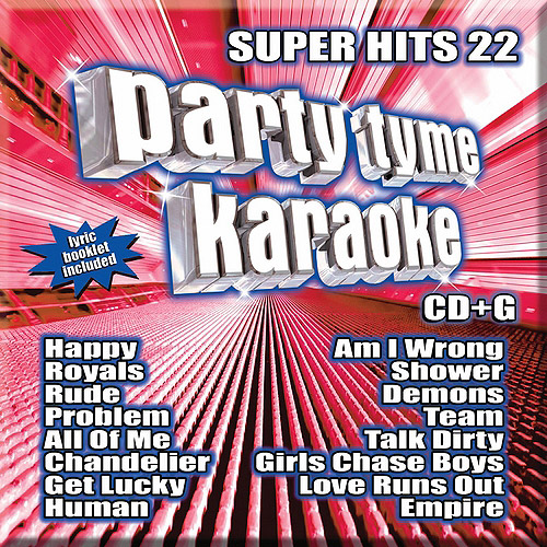 Party Tyme Karaoke: Super Hits 22