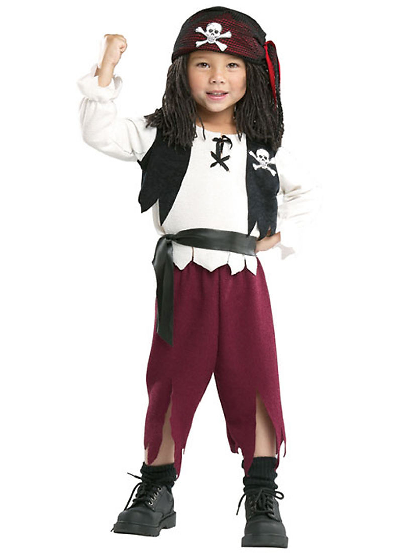 Pirate Captain Yarn Babies Rubies 11764 by Rubies