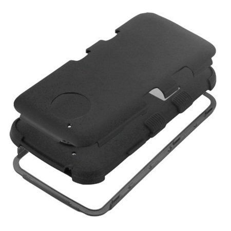 Motorola Moto E4 Plus Case, by Insten Tuff Hard Plastic/Soft TPU Rubber Case Cover For Motorola Moto E4 Plus, Rose Gold/Black - image 1 de 3