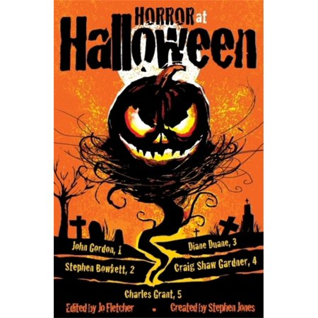 Horror at Halloween [The Whole Book] - eBook](Horror Halloween Drawings)