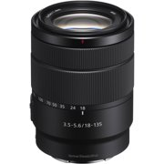 Sony Alpha E-Mount 18-135mm f/3.5-5.6 OSS Zoom Lens