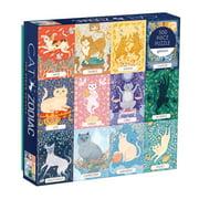 Galison - Cat Zodiac - 500 Piece Jigsaw Puzzle
