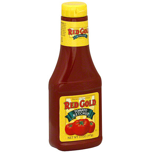Red Gold Ketchup, 14 oz (Pack of 24)
