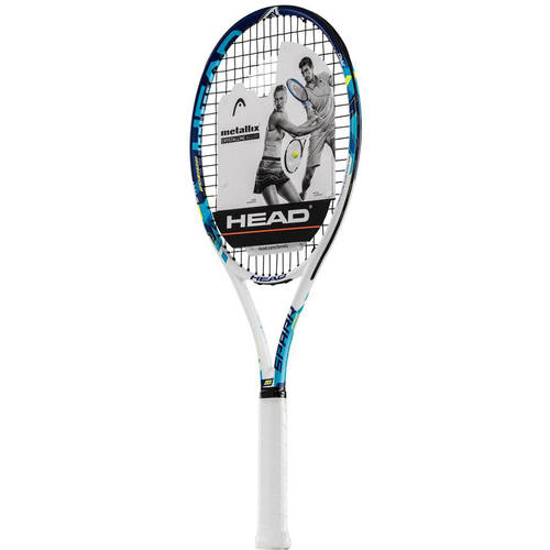 HEAD MX Spark Pro Adult Tennis Racquet, Prestrung by