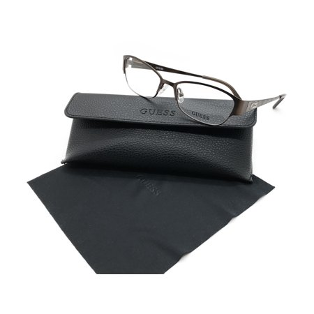 Guess Brown Eyeglasses Frame Remove Demo lenses for RX GU2329 BRN 52MM