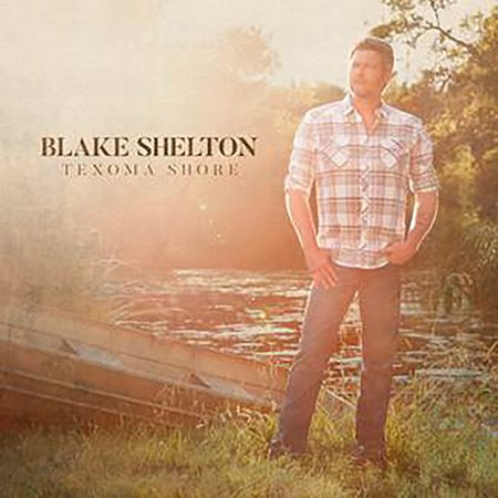 Blake Shelton   Texoma Shore  Cd