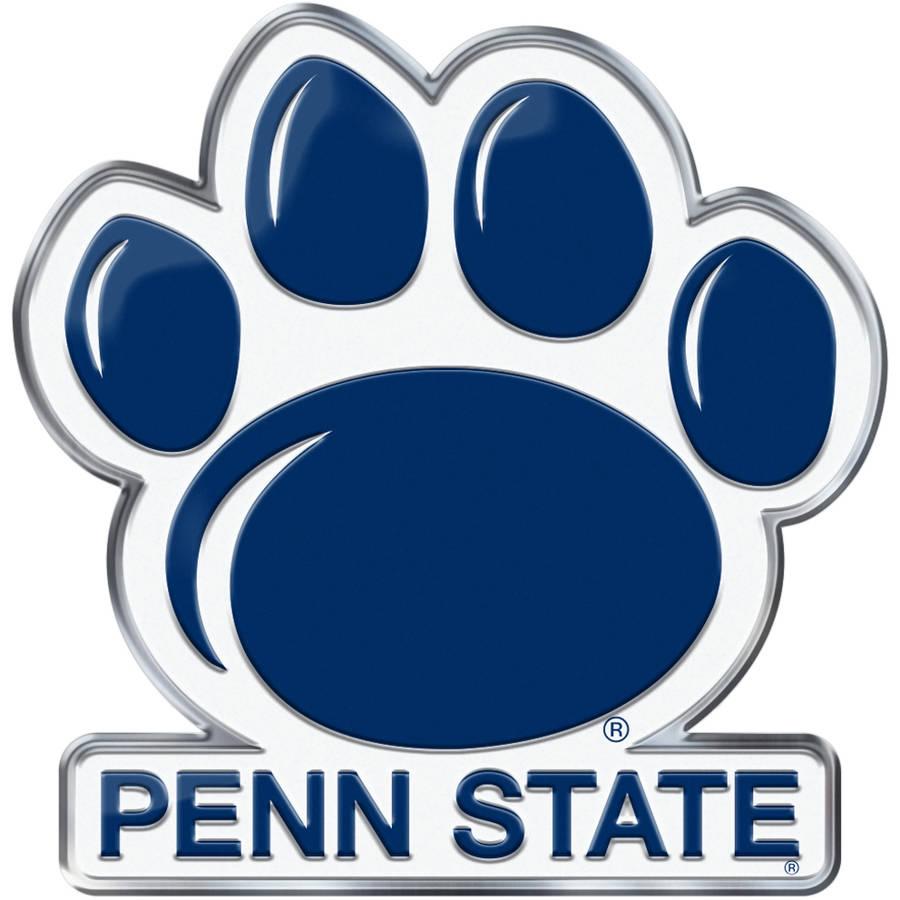 NCAA Penn State Nittany Lions Alternative Color Bling Emblem