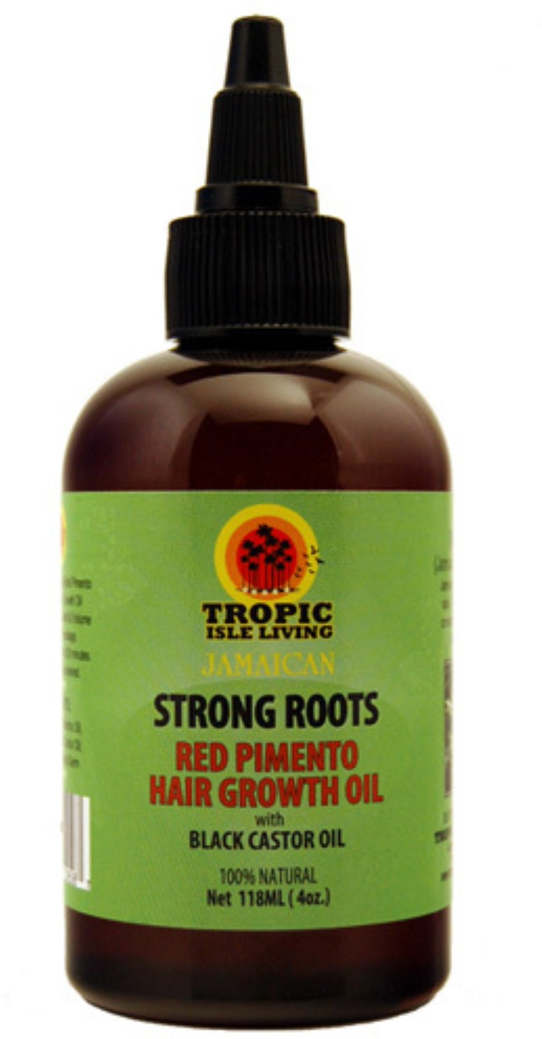 Theme of the day jamaican black castor oil for hair growth - Tropic Isle Living Jamaican Strong Roots Red Pimento Hair Growth Oil 4 Oz Walmart Com