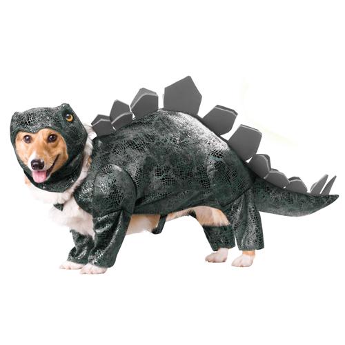 Stegosaurus Dog Animal Planet Pet Costume Size XS