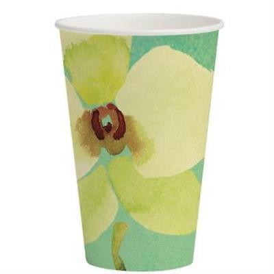 Kathy Davis Cool Flora 12Oz Hot Cold Cups   2Pk