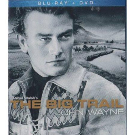 The Big Trail (Blu-ray + DVD) (Tyrone Ray)
