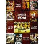10-Movie Western Pack, Vol. 1 by ECHO BRIDGE ENTERTAINMENT
