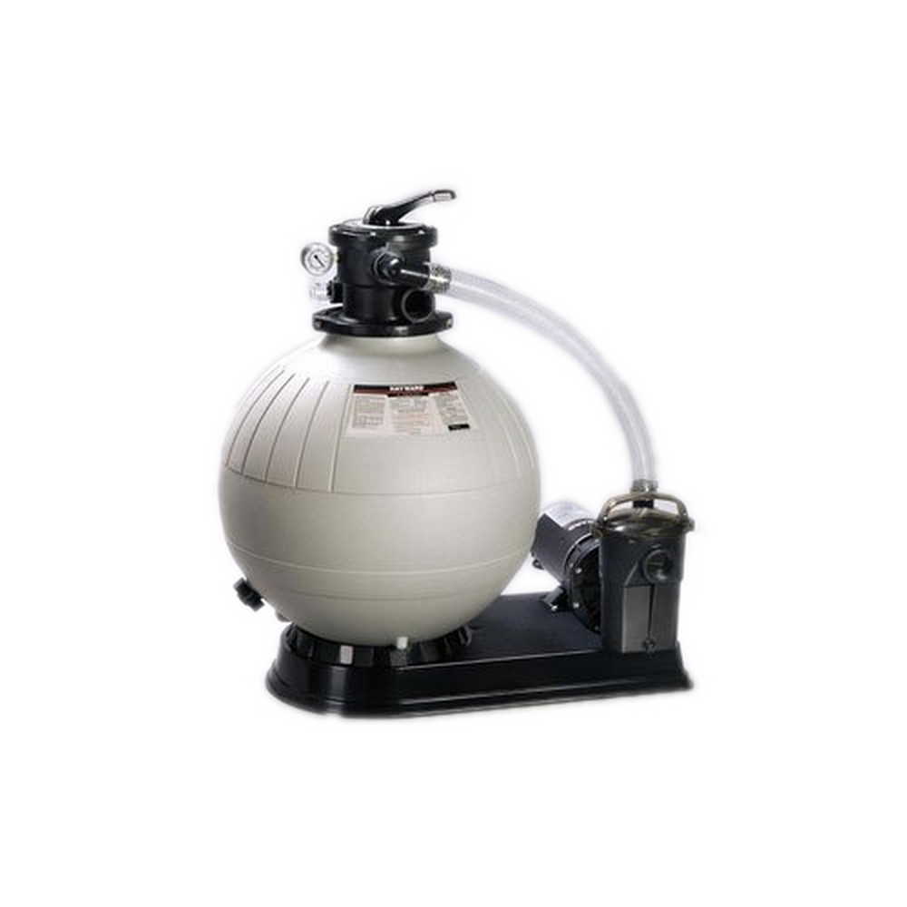 """Hayward E2001543S 23"""" Sand Filter System with 1.5HP Pump"""