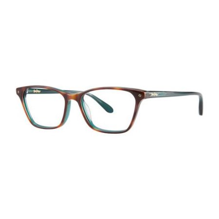 Clearance Lilly Pulitzer (LILLY PULITZER Eyeglasses WHITING Tortoise Fern)