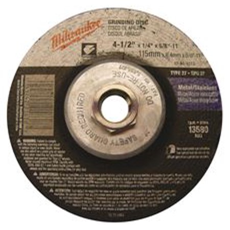 Milwaukee Type 27 Cut-Off Wheel