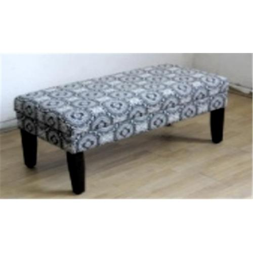 Kinfine K6185-F1604 Decorative Storage Bench by