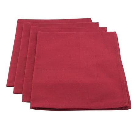 Linen Replacement Napkin (Saro Lifestyle Satin Banded Napkin (Set of)