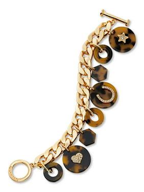 C. Wonder Womens Charm Link Bracelet