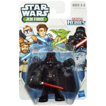 Hasbro Star Wars Jedi Force Mini Darth Vader Action Figure ()