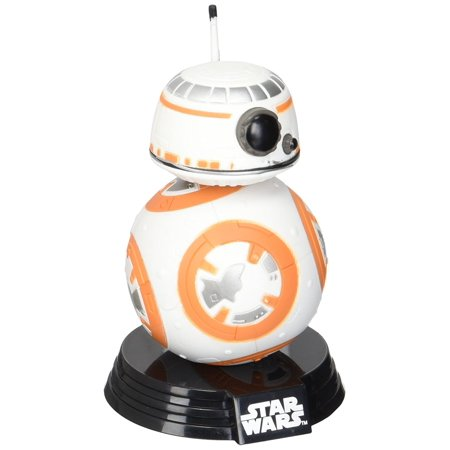 Pop Bb 8 Robot Action Figure Star Wars  Bobble Head Kids Figurine Gift Toy  Ship From America