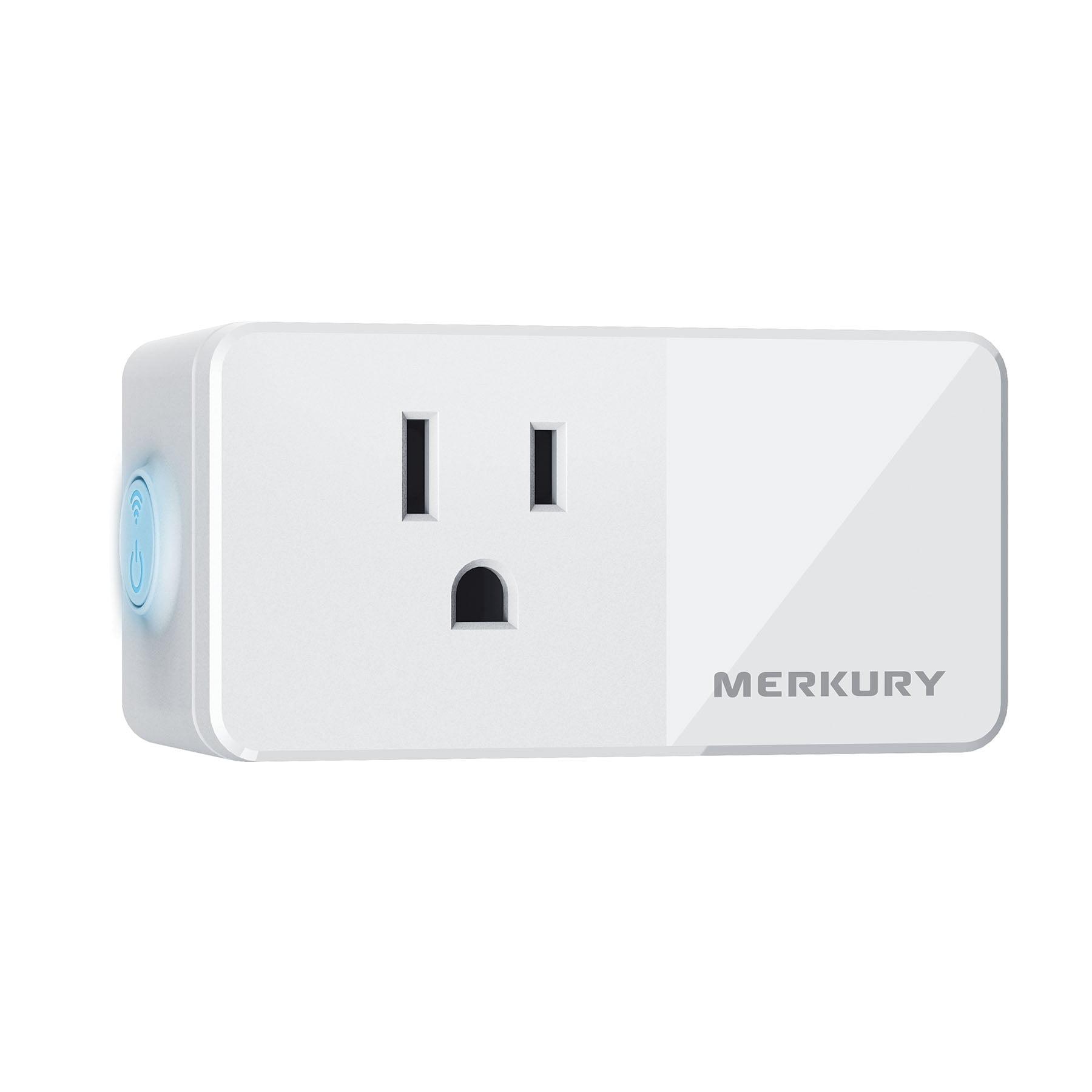 Merkury Innovations Smart Plug, 1-Pack