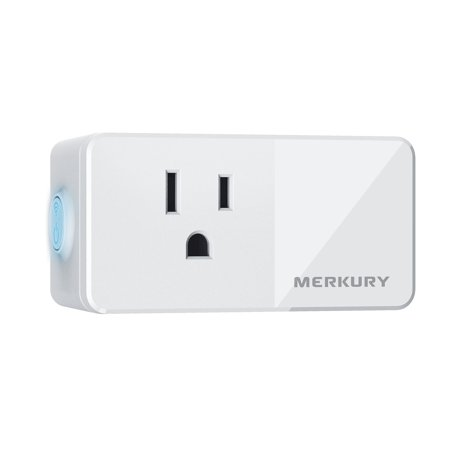 - Merkury Innovations Smart Plug, 1-Pack