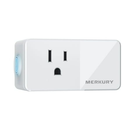 Merkury Innovations Smart Plug, 1-Pack