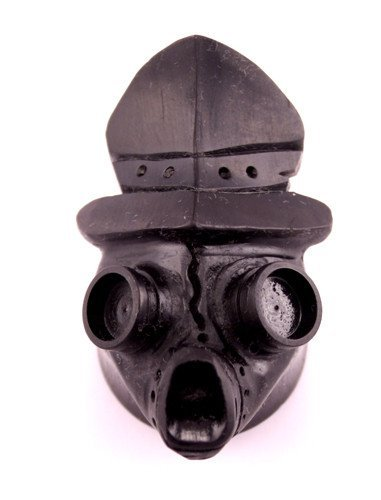 "Click here to buy Gas Mask Plug WildKlass Plugs (Sold as Pairs) (7 8"") by NA."