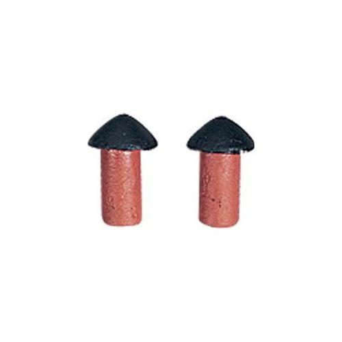 """Image of The Main Resource TI835 5/16"""" Orange Vulcanizing Insert, Small, Box Of 25"""