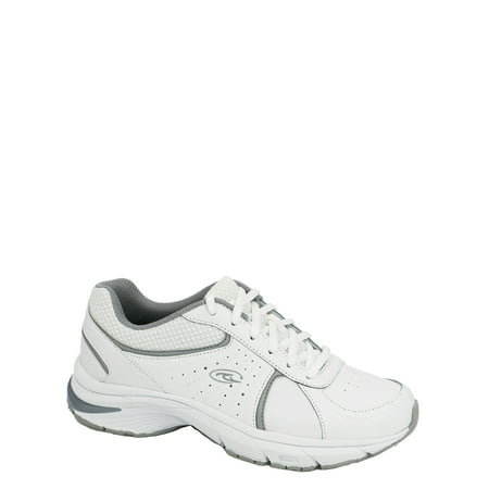 Women's Aspire Medium and Wide Width Walking Shoe (flat walking shoes for women)