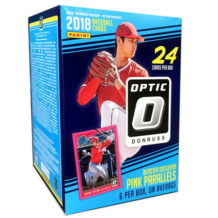 1983 Donruss Baseball Card - 18 Panini Donruss Optic baseball Value Box Trading Cards